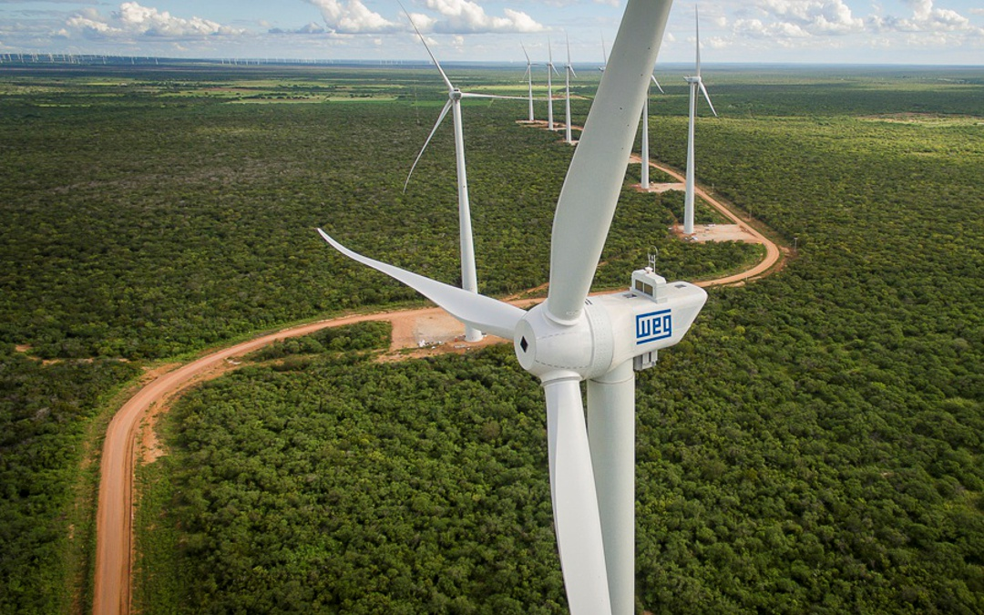 Participation on the biggest Wind Farm in LATAM | Brasil