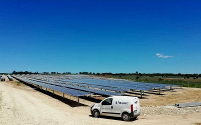 Our First Projects in Europe, Au Revoir, France, 8 MW