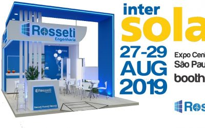 Join us in the Intersolar SOUTH AMERICA, Sao Paulo, 27-29 August 2019, Visit us in: Booth I-155