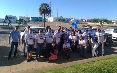 "Rosseti joined Elecnor in a Campaign ""Collaborate with food and make a difference"" helping local communities in Brazil"