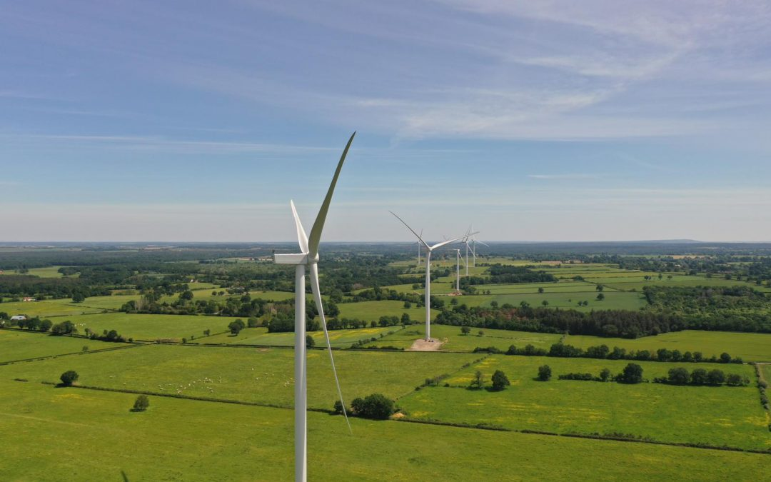 Rosseti Engenharia concludes installation of wind towers in La Roch