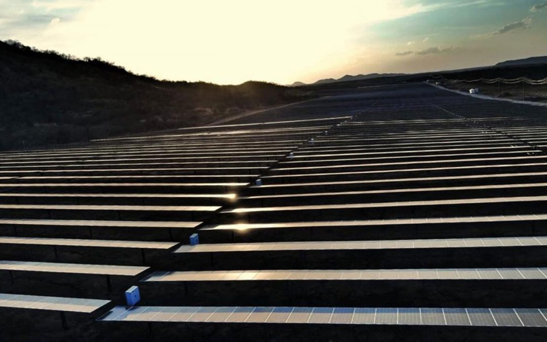 Rosseti installs more than 91 thousand solar panels in Jaíba Photovoltaic Park – Brazil