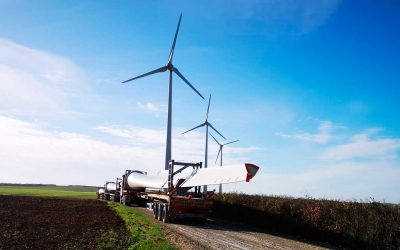 Rosseti Engenharia started wind project in France
