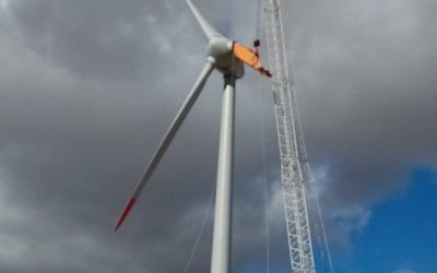 Rosseti Engenharia finishes wind installation in Gran Canaria