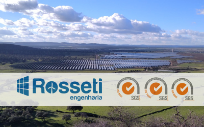 Rosseti Engenharia gets several certifications to become more competitive, efficient and sustainable.